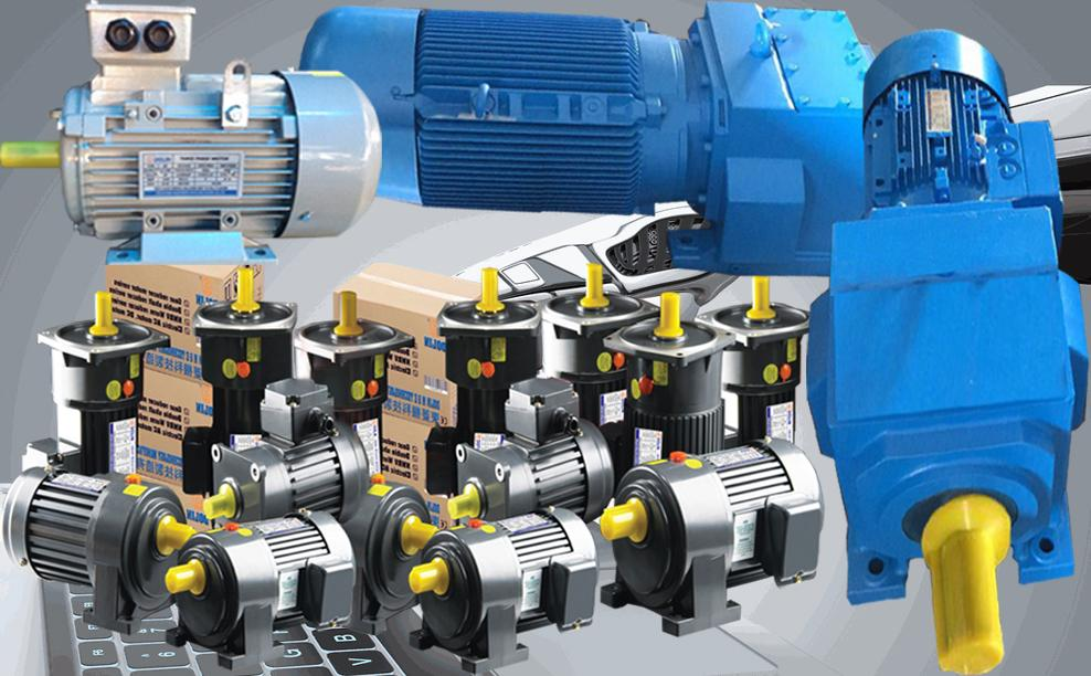 All you need to know about gear motors and their components