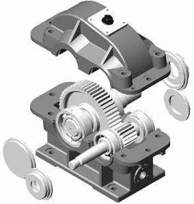 Gearboxes and geared motor noise is a problem in the operation?