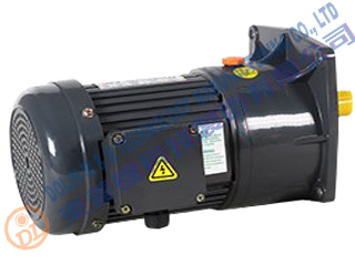 Gear reducer motor 3.7 kw ratio 3:1-120:1 vertical