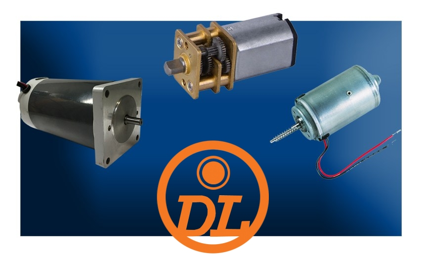 Why are DC motors usually gear motors?